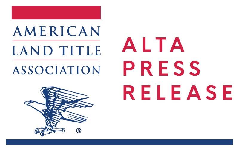 ALTA Press Release